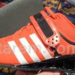 2012 Adidas AdiPower Weightlifting Shoe Orange