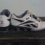 Reebok Weightlifting Shoes Back