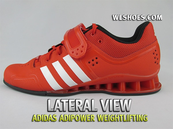 Adidas AdiPower Weightlifting Shoe Review