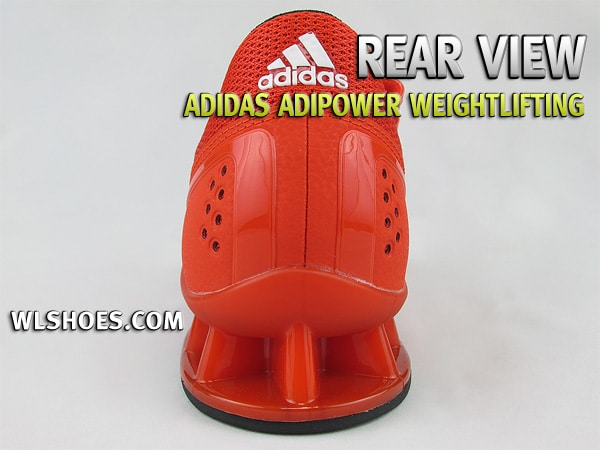 2012 Adipower weightlifting heel