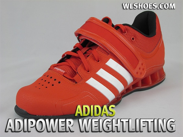 Adidas AdiPower Weightlifting Shoe Review - WLShoes.com dbda390290