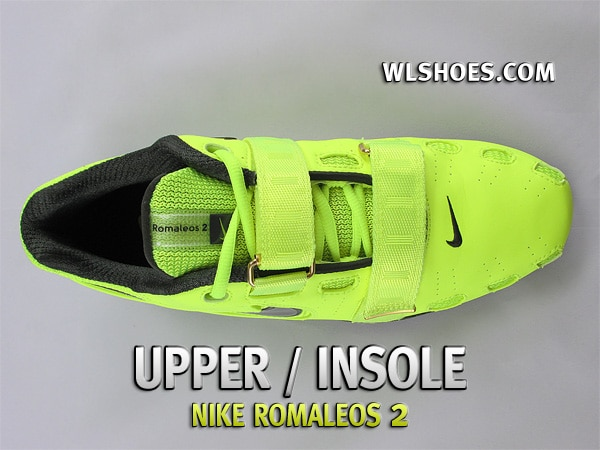 ROMALEOS UPPER LACING