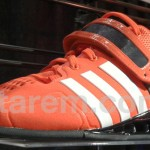 2012 Adidas AdiPower Weightlifting Shoe Front