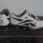 Reebok Weightlifting Shoes Back