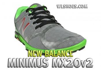 new balance mx20v2 review